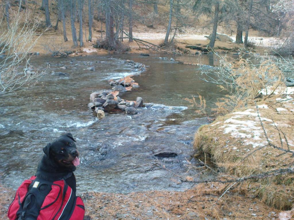 07 - Me, hiking 1