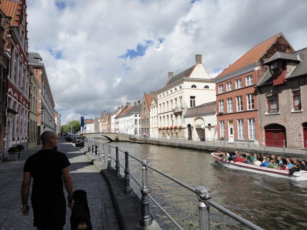 14 - In Bruges, Belgium